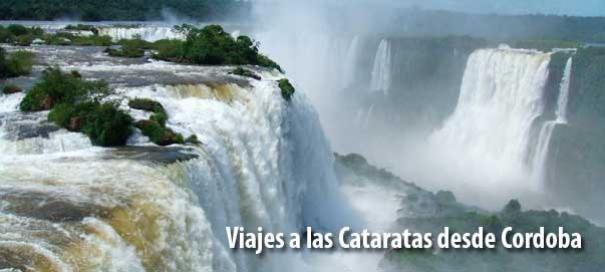 Viajes a Cataratas desde Cordoba