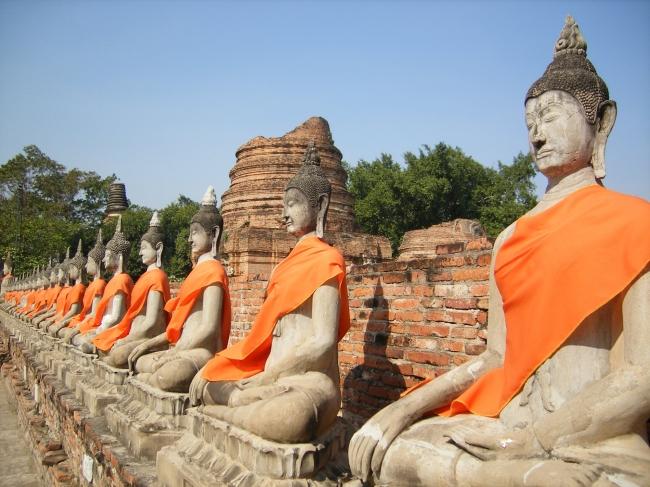 viajes a Dubai & Tailandia
