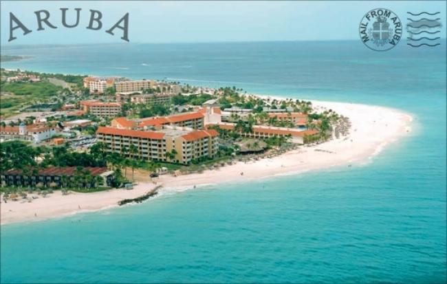 A ARUBA DESDE CORDOBA - Buteler Viajes