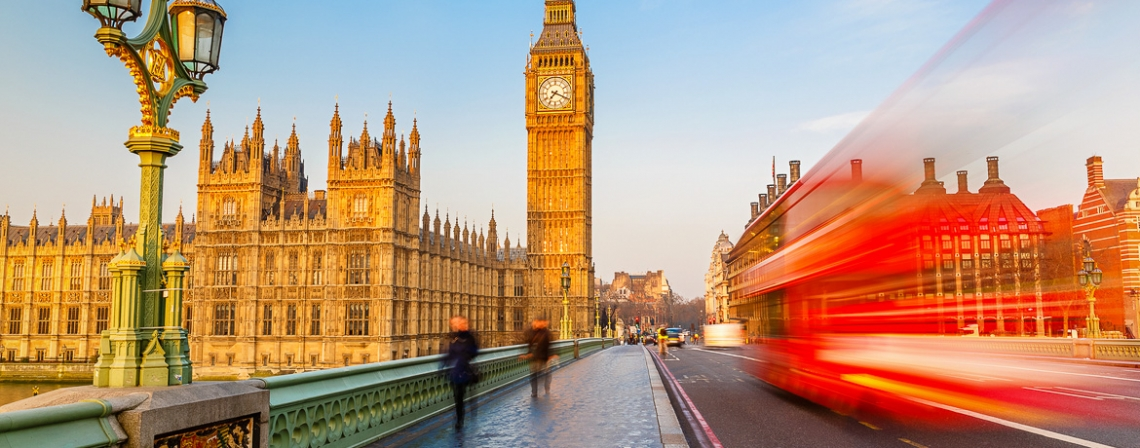A Europa con Londres - Colores de Europa