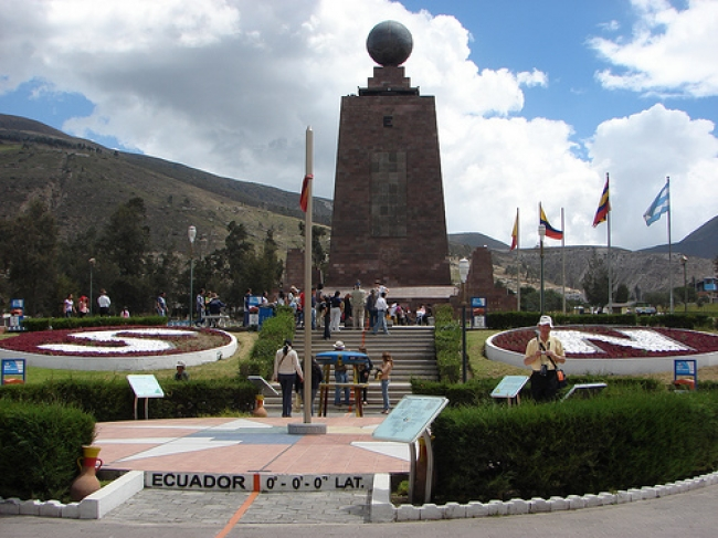 A PLAYA ESMERALDA DESDE CORDOBA – VIAJES A ECUADOR - Quito - Ecuador /  - Buteler Viajes