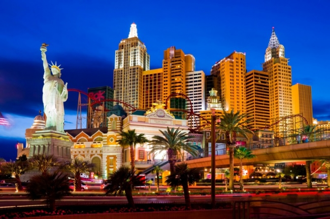 Viajes a Las Vegas desde Cordoba con New York y Miami - Las Vegas / Miami / New York /  - Buteler Viajes