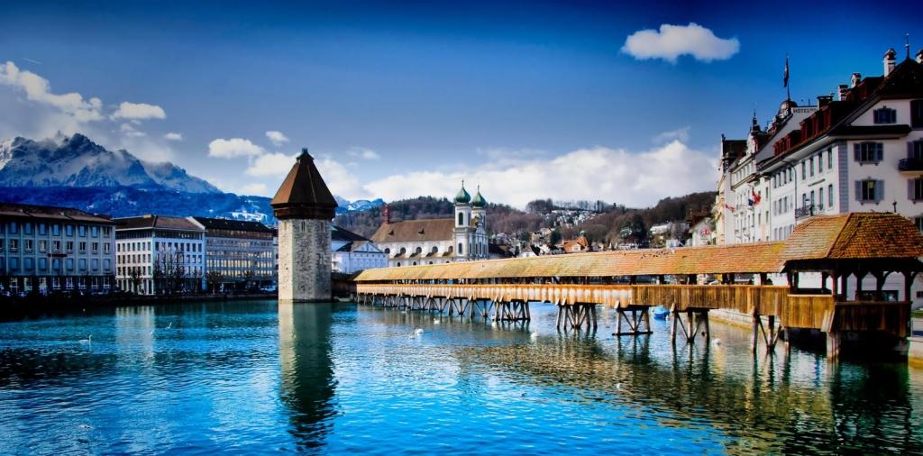 A SUIZA CON TURIN DESDE CORDOBA - Munich / Turín / Cataratas del Rin / Interlaken / Lucerna / Zermatt / Zurich /  - Buteler Viajes