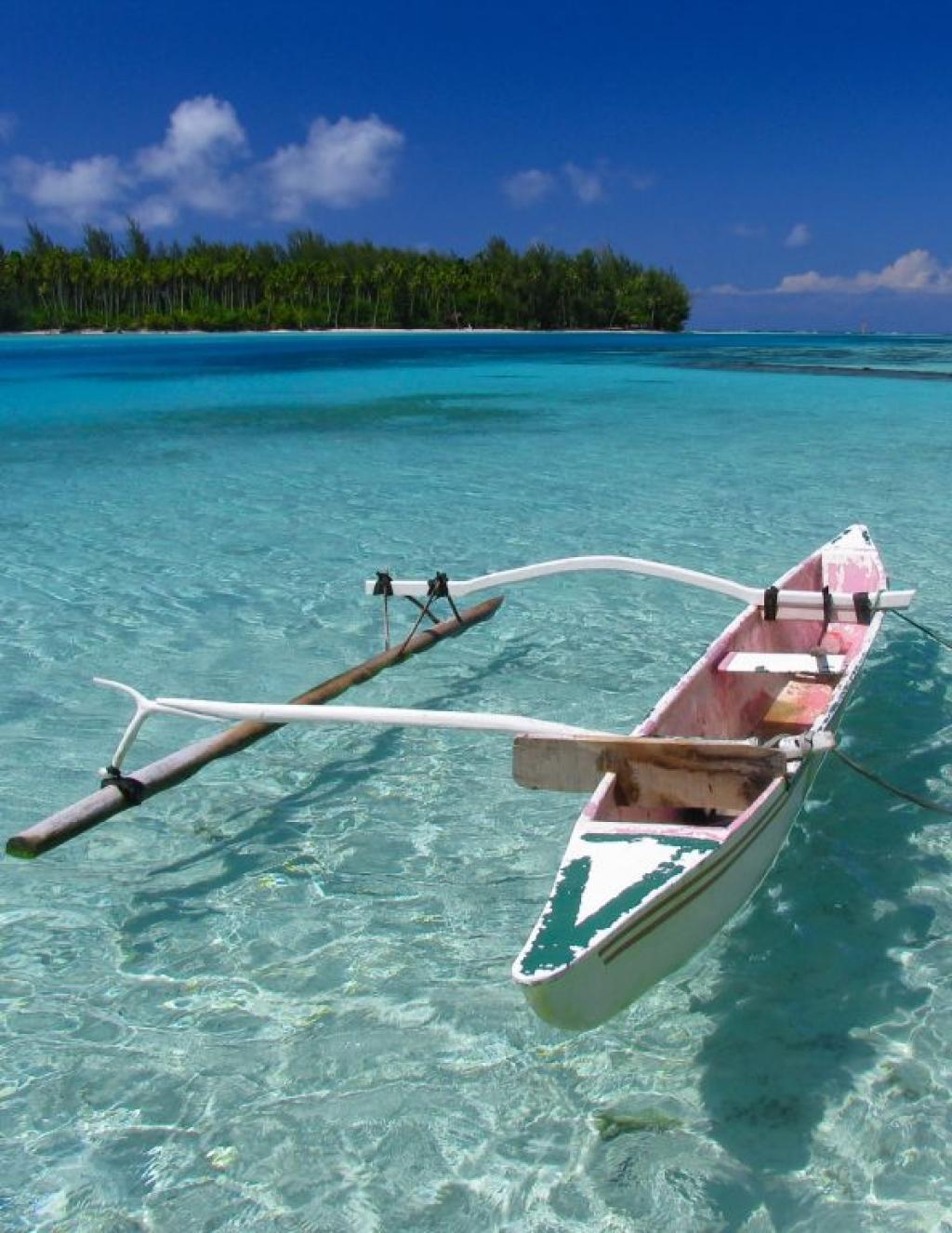 VIAJES A LA POLINESIA DESDE ARGENTINA - Bora Bora / Moorea / Papeete /  - Buteler Viajes