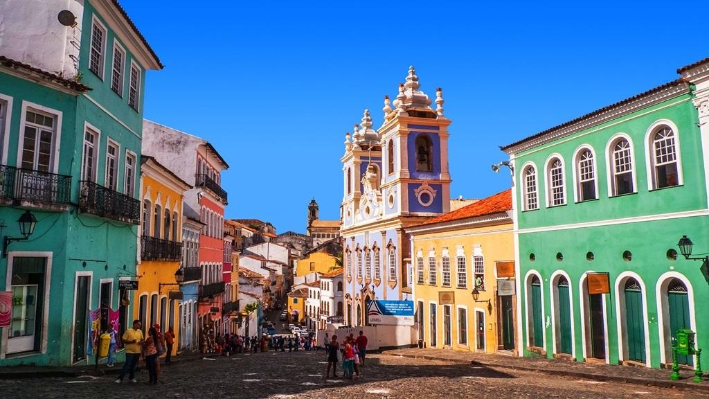 VIAJES A MORRO DE SAN PABLO DESDE CORDOBA - Morro de Sao Paulo / Salvador de Bahía /  - Buteler Viajes